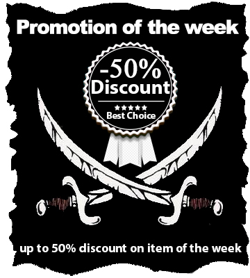 Promotion of the week