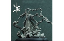 Limited Edition Video Review Lord Voldemort  from Knight Models