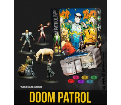 BAT-BOX DOOM PATROL