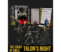 THE COURT OF OWLS - TALON'S NIGHT
