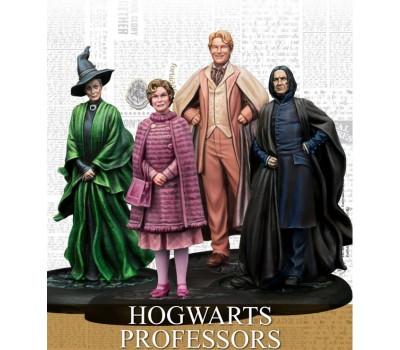 Hogwarts Professors Spanish