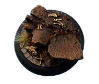 Troglodyte Bases Round 50mm (1 piece)