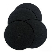 60 MM ROUND PLASTIC BASE (1pс)
