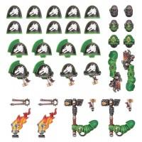 Salamanders Primaris Upgrades and Transfers