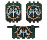 Dark Angels Land Raider Doors