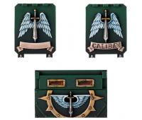 Dark Angels Rhino Doors and Frontplate