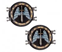 Dark Angels Legion Deimos Rhino Doors