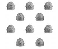 Night Lords Legion MKIII Shoulder Pads
