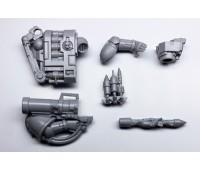 Devastator squad - Missile launcher