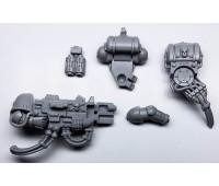 Devastator squad Multi Melta