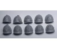 Shoulder Pads - Dark Angels Legion Interemptor Squad