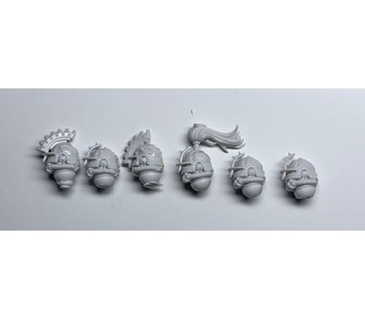 Serberys Sulphurhounds - Heads
