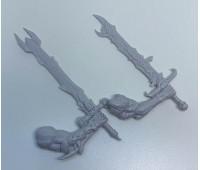 Daemon Prince Sword x 2
