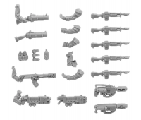 Death Korps of Krieg Weapons Set