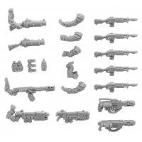Death Korps of Krieg Weapons Set