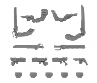 Death Korps of Krieg Command Upgrade Set