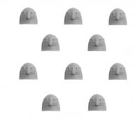 Blood Angels Legion MkIV Shoulder Pads