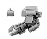 Dreadfire Close Combat Arm (Left Arm)