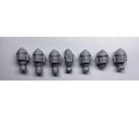 Heads - Salamanders Legion Firedrakes