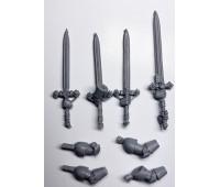 Swords - Dark Angels Legion Deathwing Companions