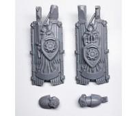 Shields - Dark Angels Legion Deathwing Companions