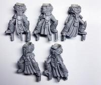 Torsos - Dark Angels Legion Deathwing Companions