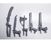 Weapon - Night Raptors