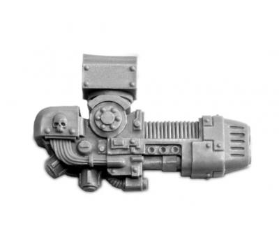 Contemptor Pattern Plasma Cannon