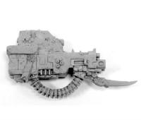 Nurgle Dreadnought Heavy Bolters (Right Arm)