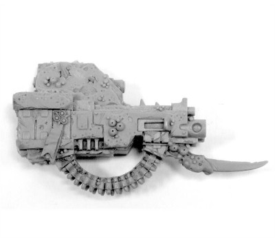 Nurgle Dreadnought Heavy Bolters (Right Arm)