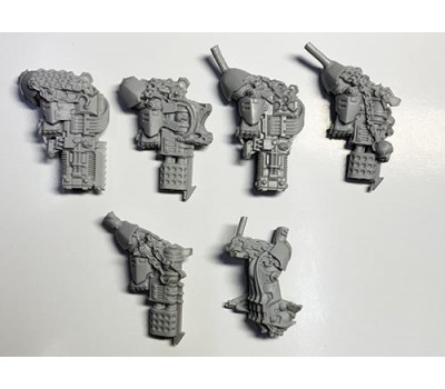 Weapon - Night Lords Contekar Terminator Elite