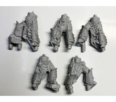 Legs - Night Lords Contekar Terminator Elite