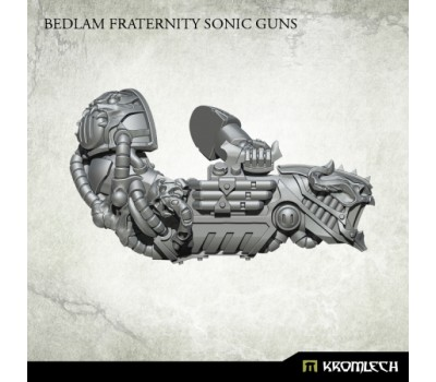 Bedlam Fraternity Sonic Guns (4pc)
