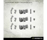 Legionary Heavy Thunder Gun