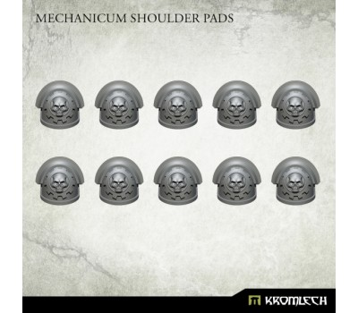 Mechanicum Shoulder Pads
