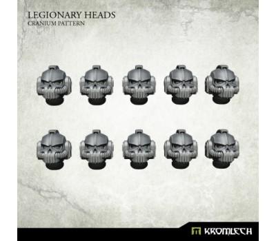 Legionary Heads - Cranium Pattern
