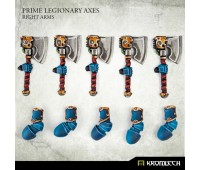 Prime Legionaries CCW Arms - Axes (right arms)