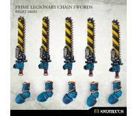 Prime Legionaries CCW Arms - Chain Swords (right arms)