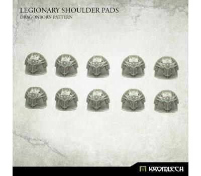 Legionary Shoulder Pads Dragon Pattern