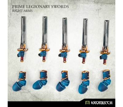Prime Legionaries CCW Arms - Swords (right arms)