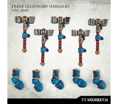 Prime Legionaries CCW Arms - Hammers (left arms)