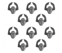 World Eaters Legion MKII Upgrade Set - Veteran Heads