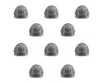 World Eaters Legion MKIII Shoulder Pads