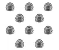 Salamanders Legion MKIII Shoulder Pads