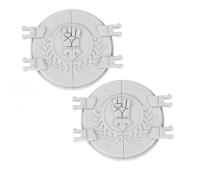 Imperial Fists Legion Deimos Rhino Doors Set 2