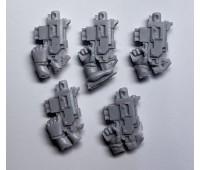 Legion MKIV Despoiler Squad - Bolters