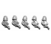 Salamanders Legion Pyroclasts - FLAME THROWERS