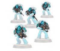 Alpha Legion Headhunter Kill Team Upgrade Set