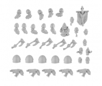 Space Wolves Legion Grey Slayers Upgrade Pack 2