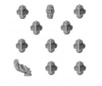 Emperor's Children MKIV Upgrade Set - Heads